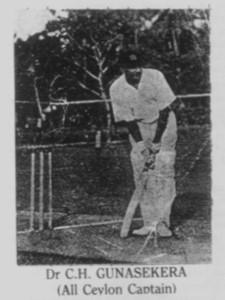C.H. Gunasekara