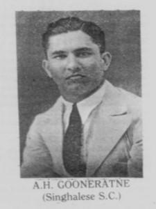 A.G. Gooneratne