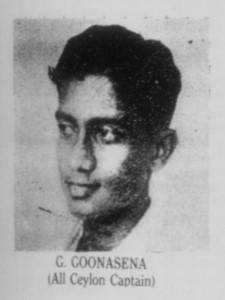 G. Goonasena