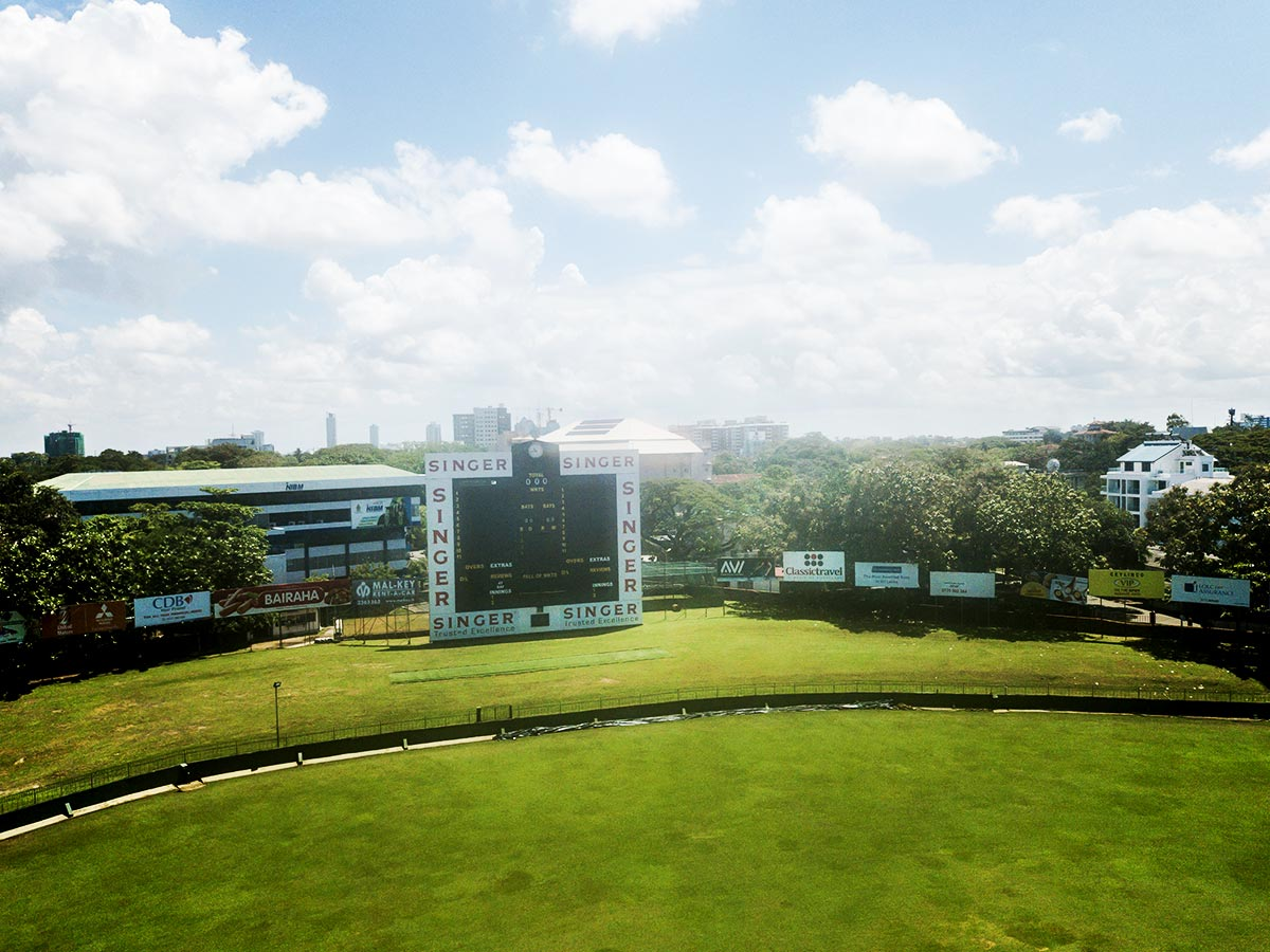 Singhalese Sports Club (SSC) - The SSC Cricket Ground